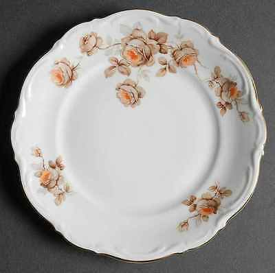 Mitterteich NORWAY ROSE Salad Plate A S404539G2