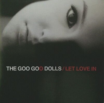 THE GOO GOO DOLLS Let Love In CD. Brand New & Sealed