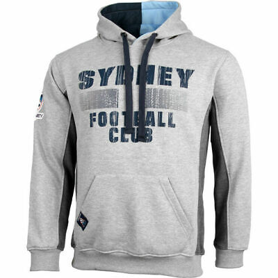 Sydney FC Sky Blues Adults Hoodie Size S-5XL! A League Soccer!