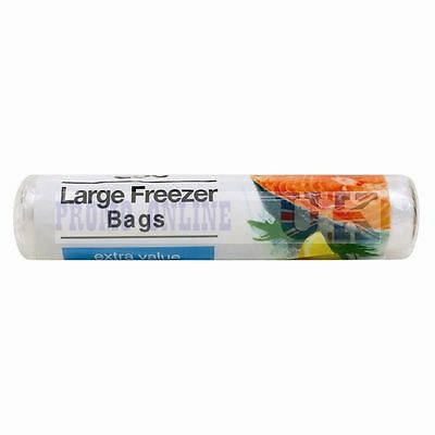 Freezer Bags - 250 Pack - Extra Value