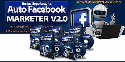 AutoPilot Your Facebook Marketing Software - Make more Money LOT Of Features