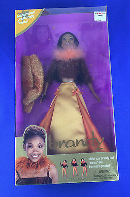 Vintage Super Star Brandy Doll from hit TV Show Moesha New In Box