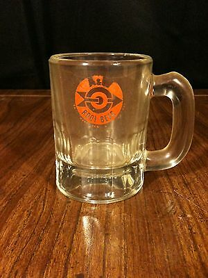 Vintage A&w Root Beer Mini Glass