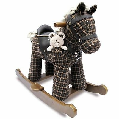 Little Bird Told Me Rufus and Ted Rocking Horse