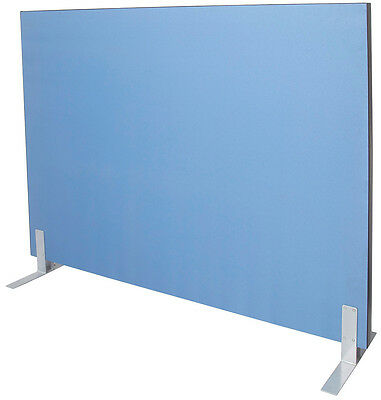 Free Standing Blue Acoustic Divider Partition Screen