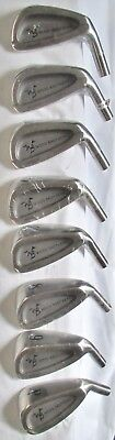 Wood Bros NG2000 Iron Head Set 3-PW Eight Cavity Back Golf Club Heads