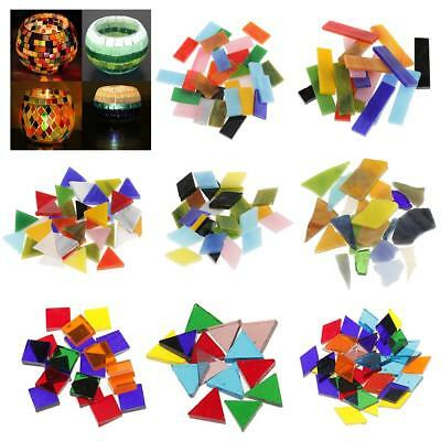 Many Style Lot Glass Mosaic Tiles Tessera for DIY Art Craft Kids Handmade Toys