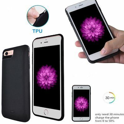 10000mAh Magnetic Battery Charging Case Cover Power Bank For iPhone X 8 7 6 Plus