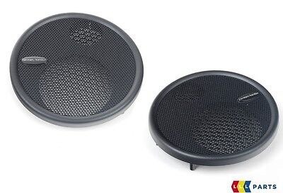 New Oem Mini R60 Harman Cardon Rear Loudspeaker Tweeter Cover Grille F Pair Set