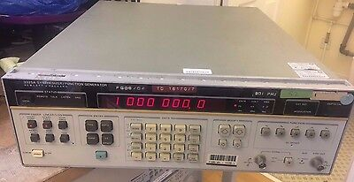 Ex Mod HP 3325A SYNTHESIZER / FUNCTION GENERATOR