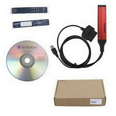 Sca ad nia VCI-3 VCI3 Scanner Wifi version Diagnostic tool Newest Version 2.31