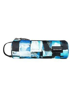 "Quiksilver ""pencilo"" Boys Pencil Case. Turkish Sea Resin Check (Bqs6)"