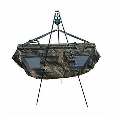 Q-Dos Adjustable Weigh Tripod Carp Fishing Weighing Tripod