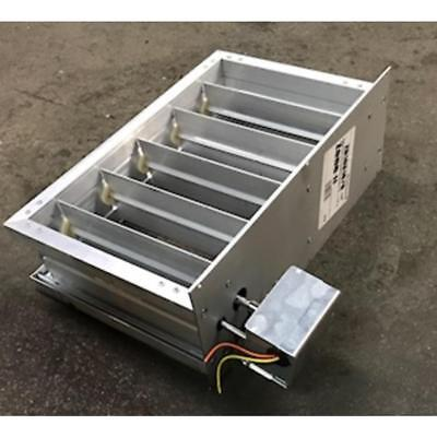 Honeywell Zd10X16 10X16 Automatic Rectangular Damper 167558