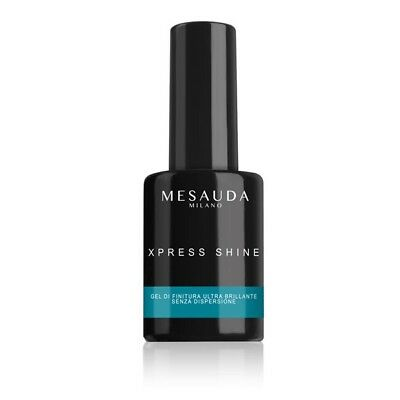 Mesauda Xpress Shine Gel Di Finitura Ultra Brillante Senza Dispersione 14Ml