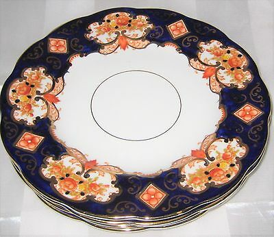 "Royal Albert - Heirloom - Plates 7"" (Set of 4)"