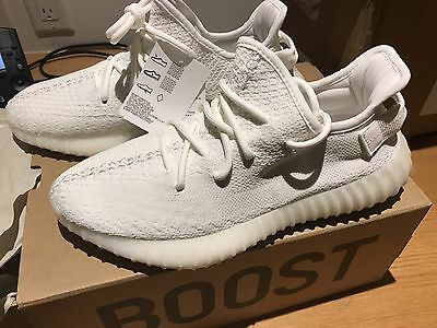 Adidas Yeezy Boost 350 V2 Cream White Size 9 Deadstock