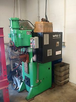 Precision Ava-1 100Kva Spot Welder; Air Operated, Water Cooled; Wtc Controls
