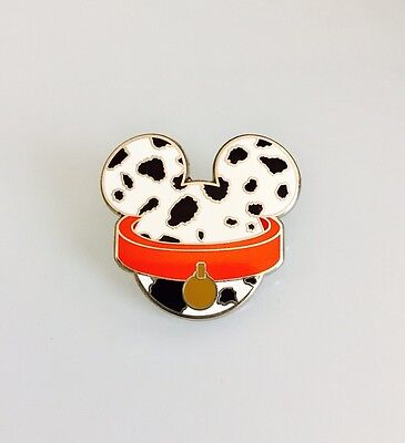 Disney 101 Dalmatians Mickey Mouse Character Icon Pin Mystery Series Authentic