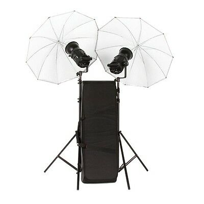 Bowens Gemini 400RX 2-Head Studio Flash Kit
