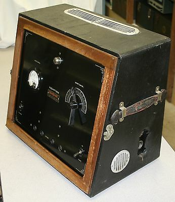 Antique Electro Shock Therapy Device Fischertherm The Fischer Corp GE-FP-197