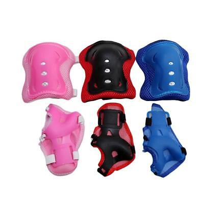 Elbow Knee Wrist Protective Guard Safety Gear Pads Skate Bicycle For Children J