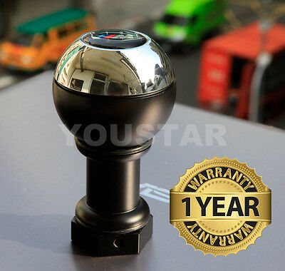 AU STOCK Weighted CHROME SHORT Shifter Manual Gear Knob for BMW 5 & 6 Speed