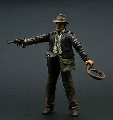 """Indiana Jones Raiders of the Lost Ark action 3.75"""" figure loose Collection ZX218"""