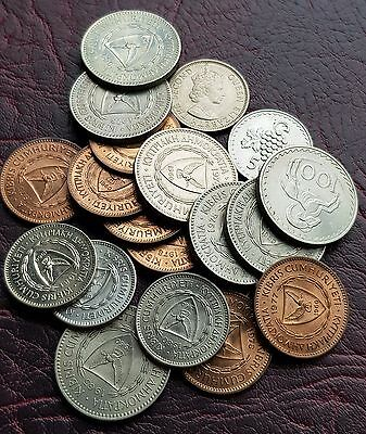 Cyprus Various Coins. Choose From The Drop-Down. Free Uk Post!