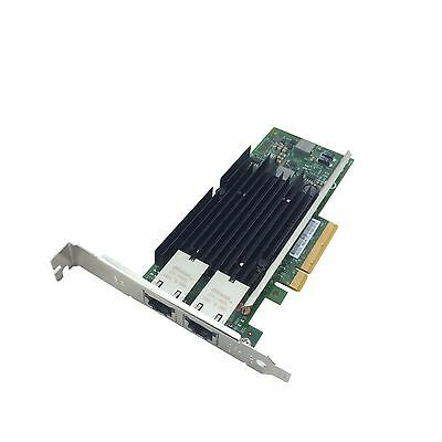 Intel X540chipsets AN8540-T2 10G RJ45 Ports PCI-Express Ethernet Network Adapter
