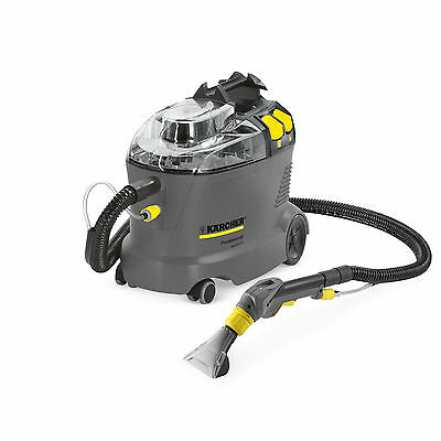 Karcher Puzzi 8/1C Upholstery Cleaner ideal for valeting c/w 10 RM760 tablets