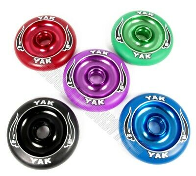 Yak Scat 100mm Aluminium Metal Core Scooter Wheel