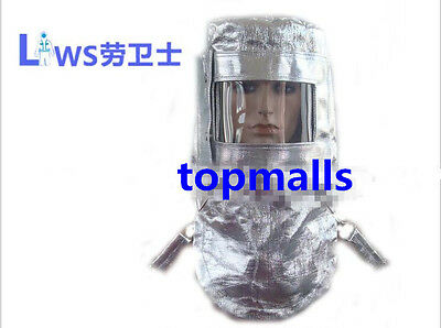 Aluminized Heat Resistant 1000 Degree Anti-high-temperature Cap
