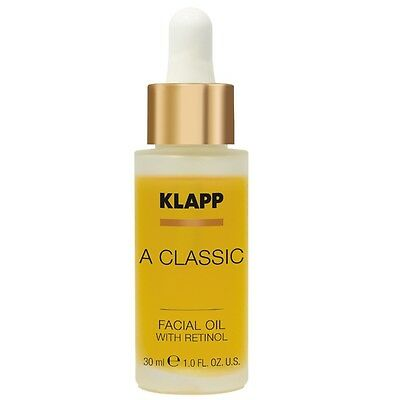 KLAPP A CLASSIC FACIAL OIL WITH RETINOL 30 ml + Blitzversand