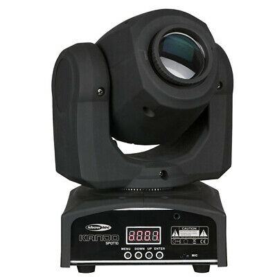 Showtec Kanjo Spot 10 LED Moving Head Movinghead 10W DMX Effekt Light