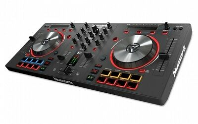 Numark MIXTRACK III 3 + Virtual DJ LE DJ Midi Software Controller Club Mixer