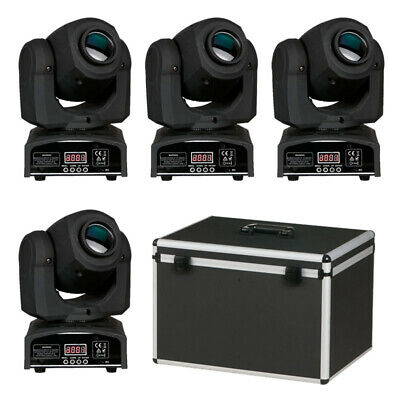 Showtec Kanjo Spot 10 LED Licht Set Moving Head