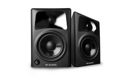 M-Audio AV42 Aktiv Monitor Box Studio 20 W Lautsprecher Paar Set