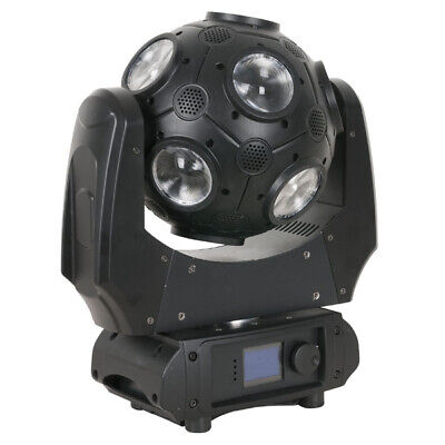 Showtec Galaxy 360 LED Strahlen Licht Effekt RGWE DMX Party Effect Light