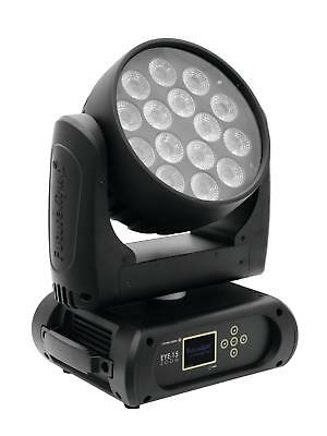 FUTURELIGHT EYE-15 CW/WW Zoom LED Wash Light Moving Head