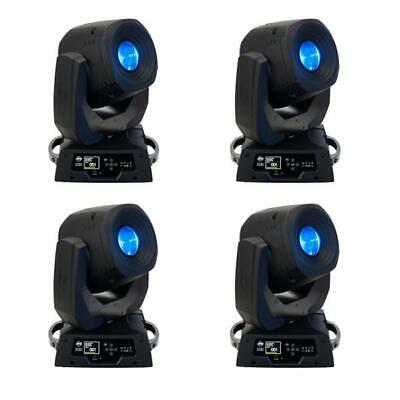4x ADJ American DJ Vizi Beam Hybrid 2R Moving Head Gobo DMX Movinghead Light Set