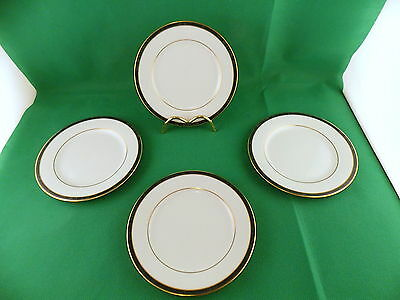 Boots Hanover Green Side Plates x 4