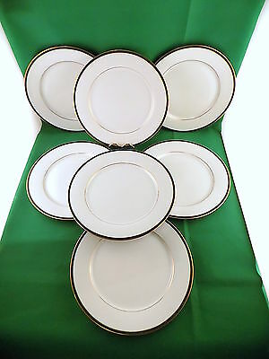 Boots Hanover Green Dinner Plates x 7