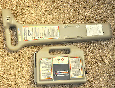 Ditch Witch Subsite 300T 300R 300R/T Cable Pipe Transmitter Receiver Locator