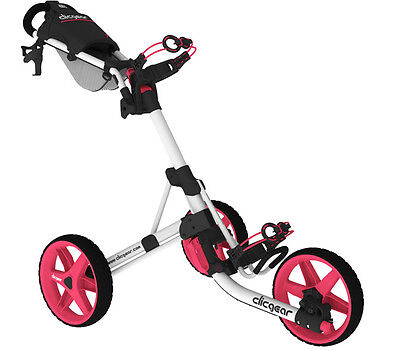 Clicgear 3.5+ Buggy – White/Pink