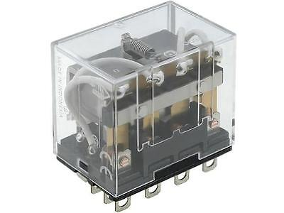 LY4-100/110VAC Relay electromagnetic 4PDT Ucoil110VAC 10A/110VAC LY4100/110VAC