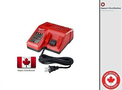 Milwaukee 48-59-1812 M12/M18 Multi Voltage Charger