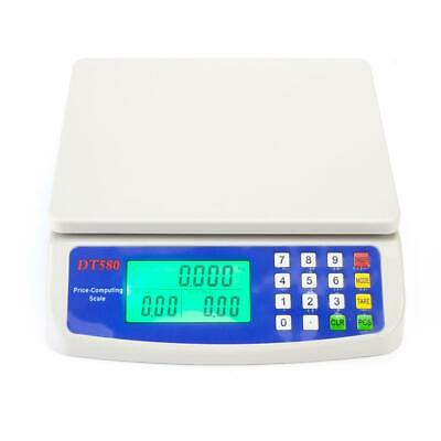 66lb Electronic Postal Price Scale LCD 15kg*1g Digital Weight Vegetables Scale