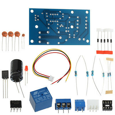 10A/250V DIY Kit Water Liquid Level Controller Sensor Module Detection Switch