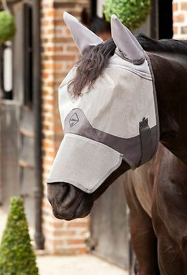 LeMieux Comfort Shield Horse Protection Full Riding Mask 11310P